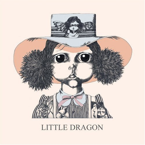Little Dragon CD cover